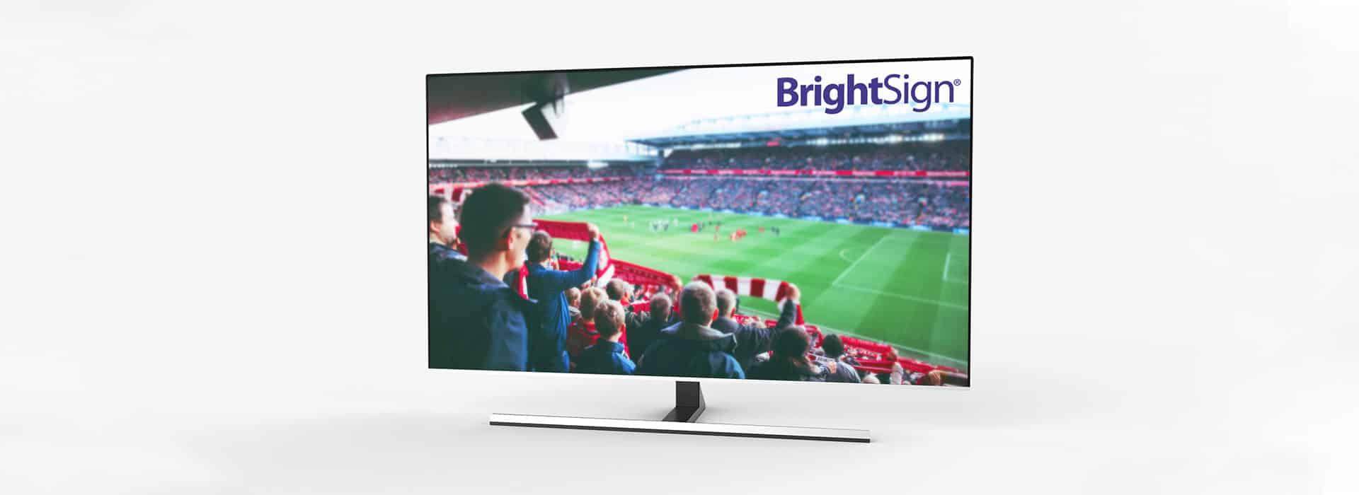 BrightSign TV Stream