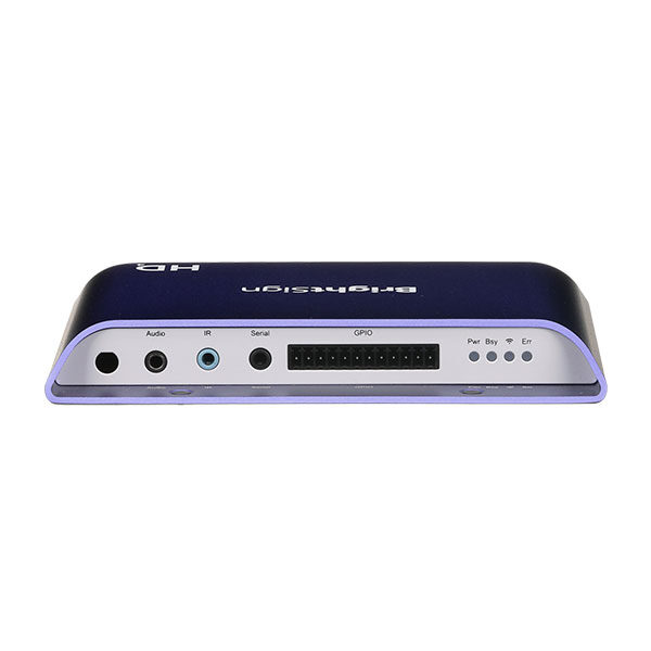 BrightSign Media Player HD1024 Back
