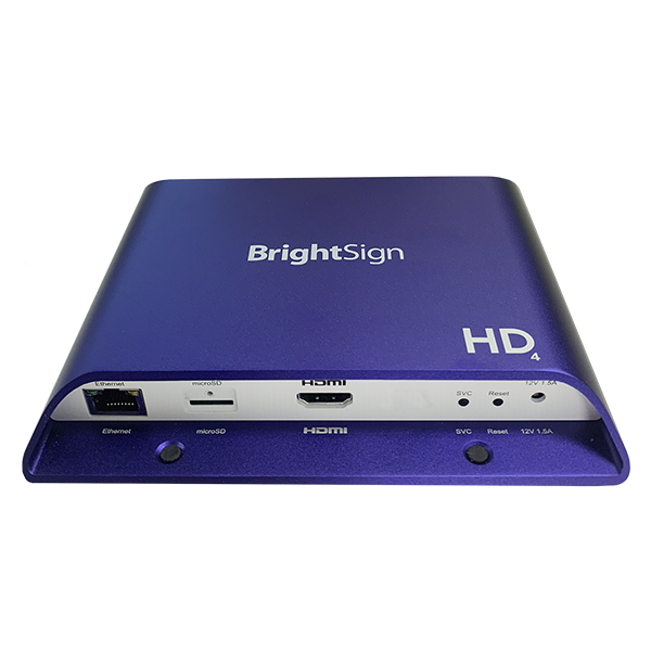 BrightSign Media Player HD244