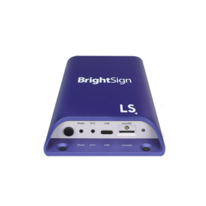 BrightSign Media Player LS424 Front