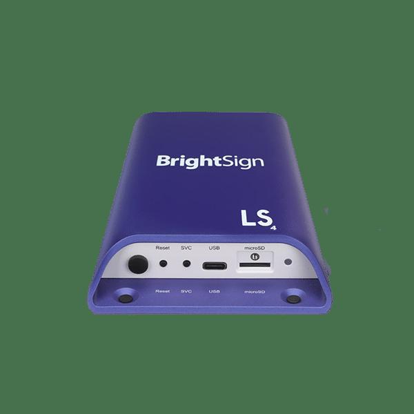 BrightSign Media Player LS424 Front