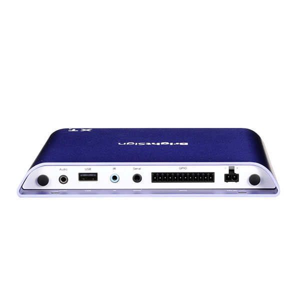 BrightSign Media Player XT1144 - Back