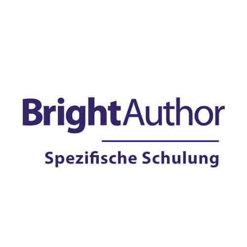 BrightAuthor Kundenspezifische Schulung