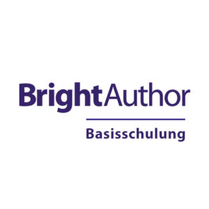 BrightAuthor Basisschulung