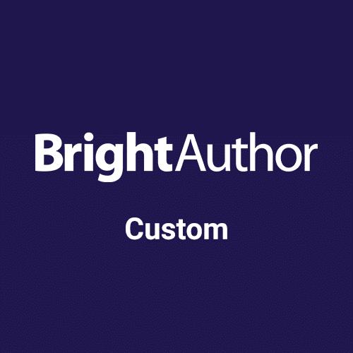 Formation BrightAuthor