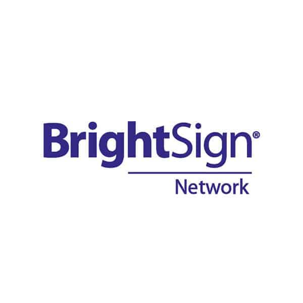 BrightSign Network Account