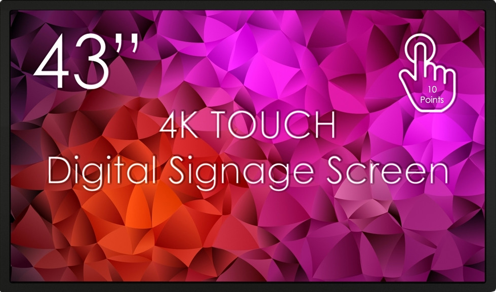 Swedx Digital Signage Screen