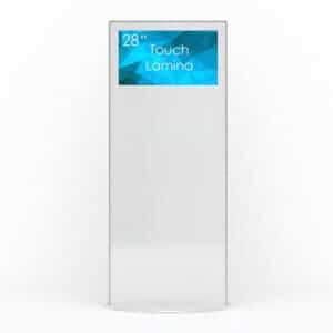 "SWEDX Lamina 28"" Touch White"