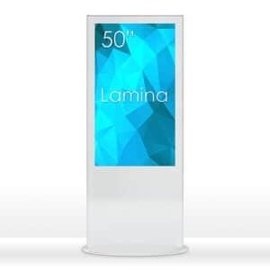 """SWEDX Lamina 50"""" Blanc"""