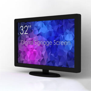 "SWEDX 32"" Touch Digital Signage Screen"