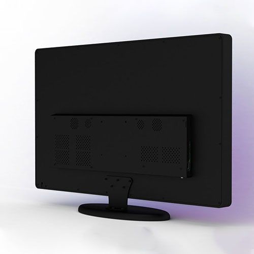 "SWEDX 32"" Touch Digital Signage Screen Back"