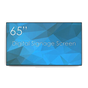 "SWEDX 65"" Digital Signage Screen 4K"