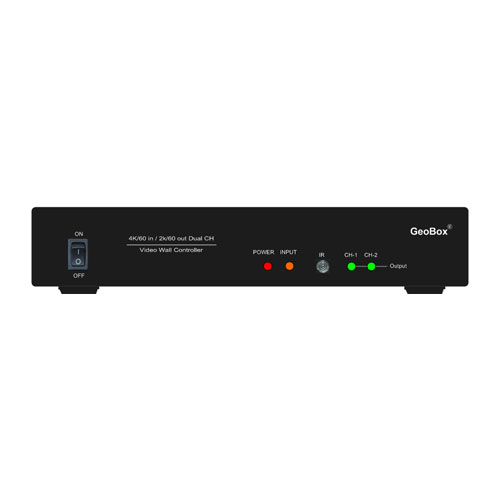 GeoBox G406S Video Wall Controller