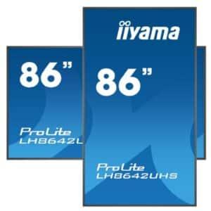 iiyama ProLite LH8642UHS-B1