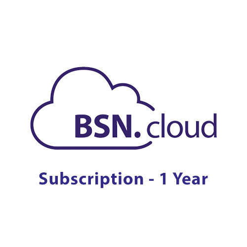 BrightSign Content Cloud License Player Subscription 1 year