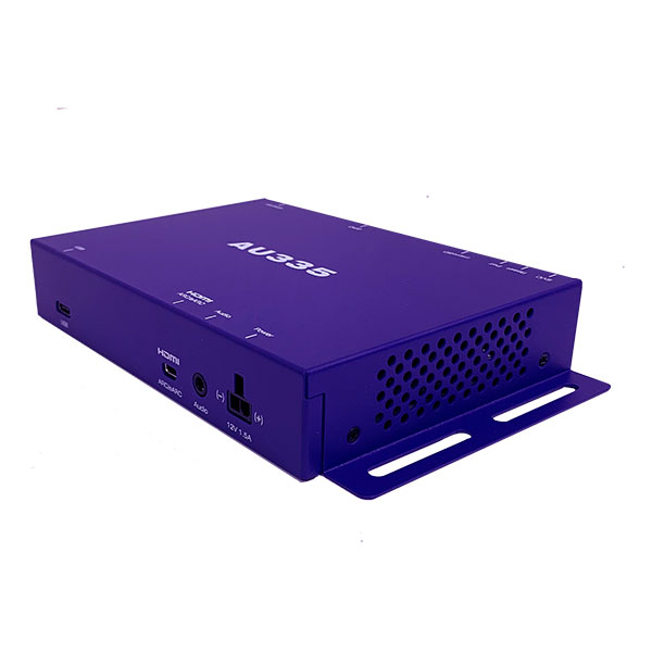 BrightSign Audio Player AU335